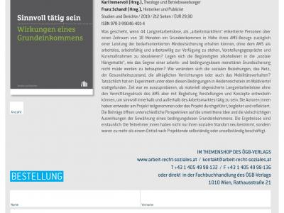 Bestellblatt Buch STS