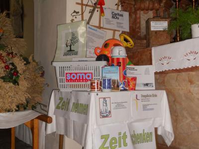 Die Erntekrone 2014 der Betriebsseelsorge Oberes Waldviertel