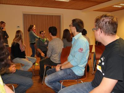 Jugendtreff Betriebsseelsorge